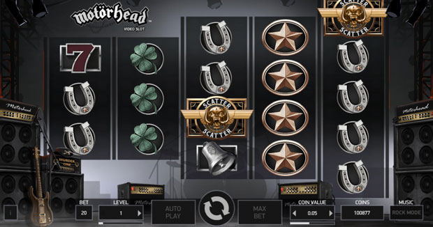 Online Slots Motorhead