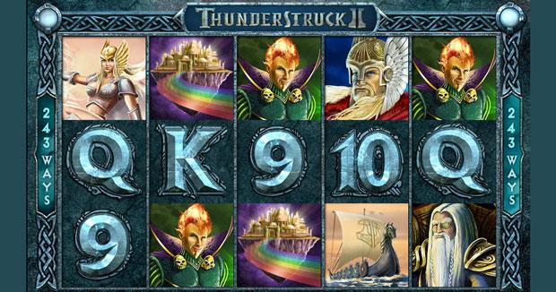 Online Slots Thunderstruck 2