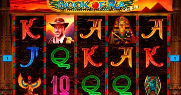 Online Slots Book of Ra